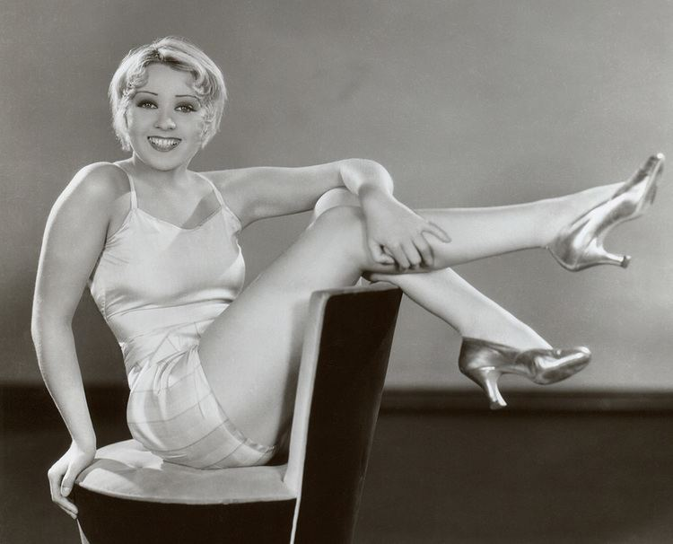 Joan Blondell Wide Screen World Joan Blondell