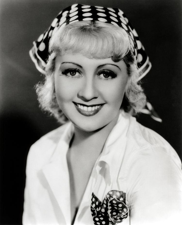 Joan Blondell Joan Blondell