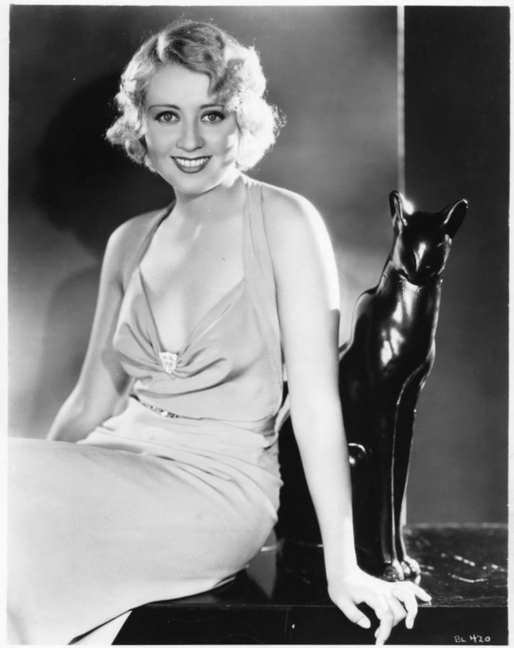 Joan Blondell Joan Blondell The Time Bullet