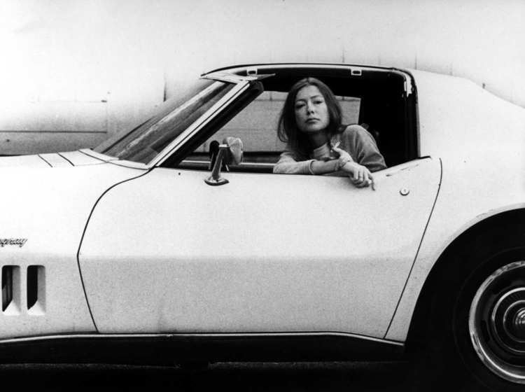 Joan Didion Why Loving Joan Didion Is a Trap The Cut