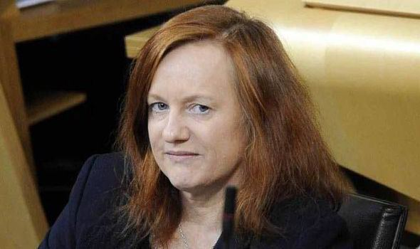Joan McAlpine Alex Salmond stands by aide Joan McAlpine who paid public