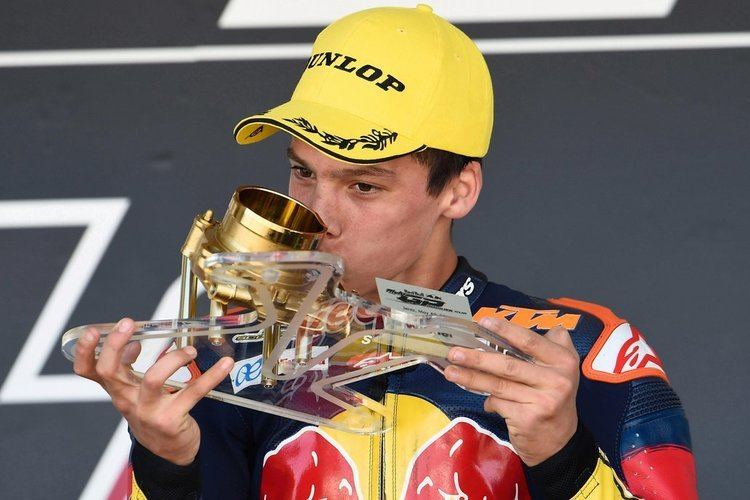 Joan Mir Joan Mir Red Bull MotoGP Rookies Cup