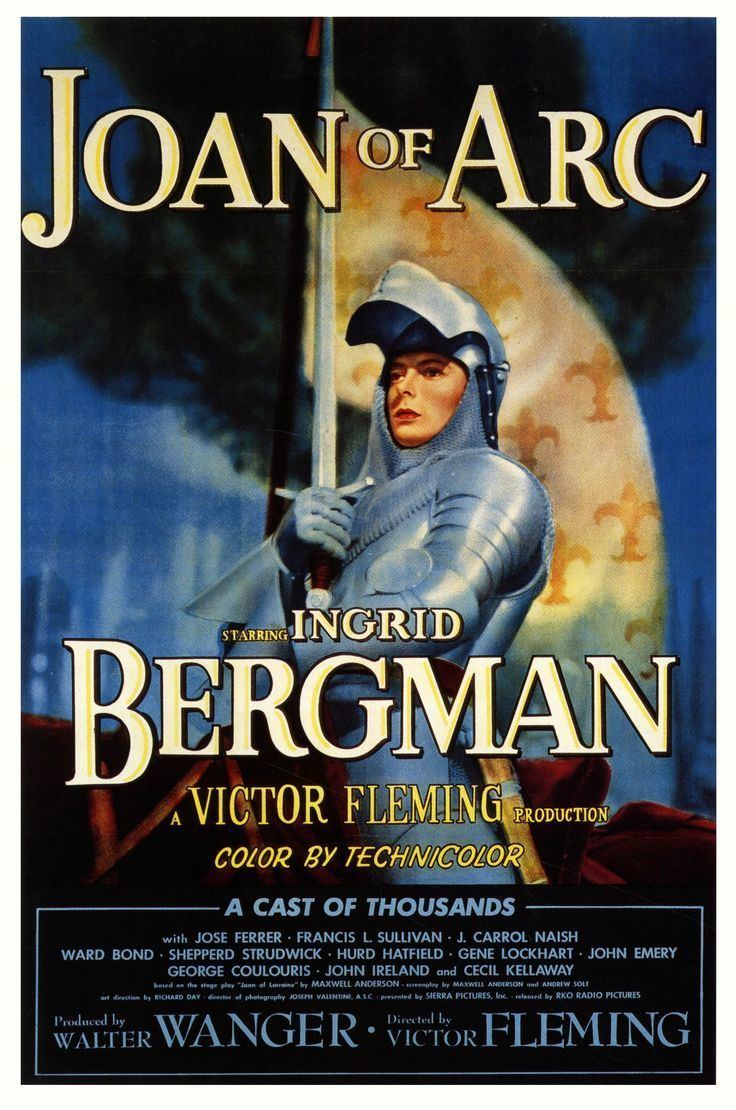 Joan of Arc (1948 film) Complete Classic Movie Joan of Arc 1948 Independent Film News