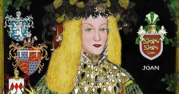 Joan of Kent History and Women The Marital Escapades of Joan of Kent A Triple
