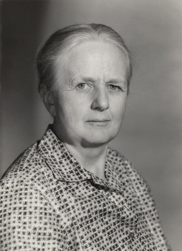 Joan Robinson NPG x17395 Joan Violet Robinson Portrait National