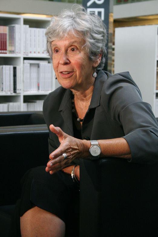 Joan Wallach Scott Joan Wallach Scott Speakerpedia Discover amp Follow a