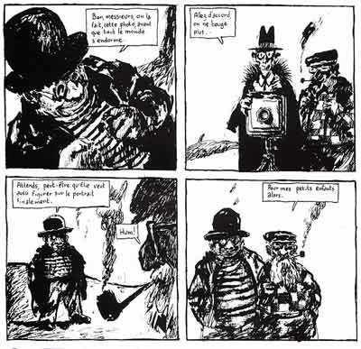 Joann Sfar Joann Sfar Lambiek Comiclopedia