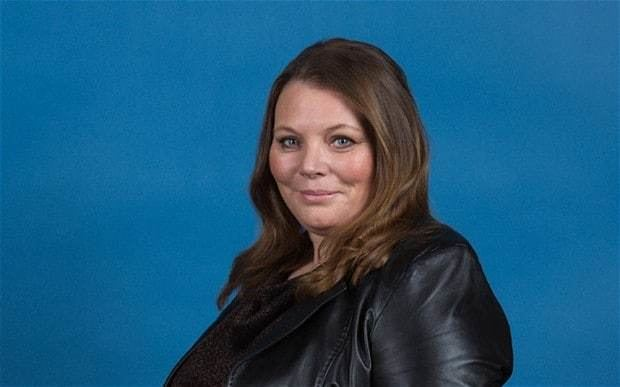 Joanna Scanlan Joanna Scanlan 39I39ve never even tried to be funny