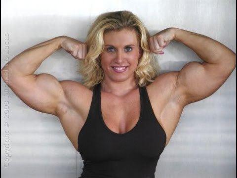 Joanna Thomas Female Bodybuilding Supersize She Joanna Thomas YouTube