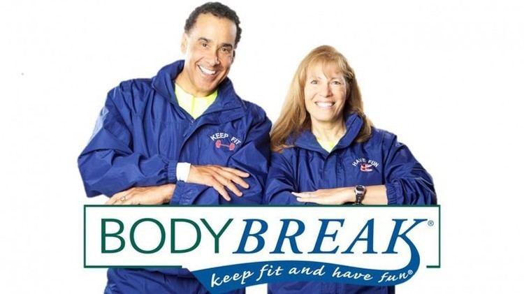 Joanne McLeod Speakers39 Spotlight Hal Johnson amp Joanne McLeod Body Break