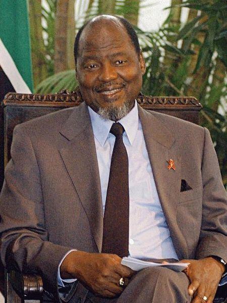 Joaquim Chissano Joaquim Chissano Former Mozambique President to speak at