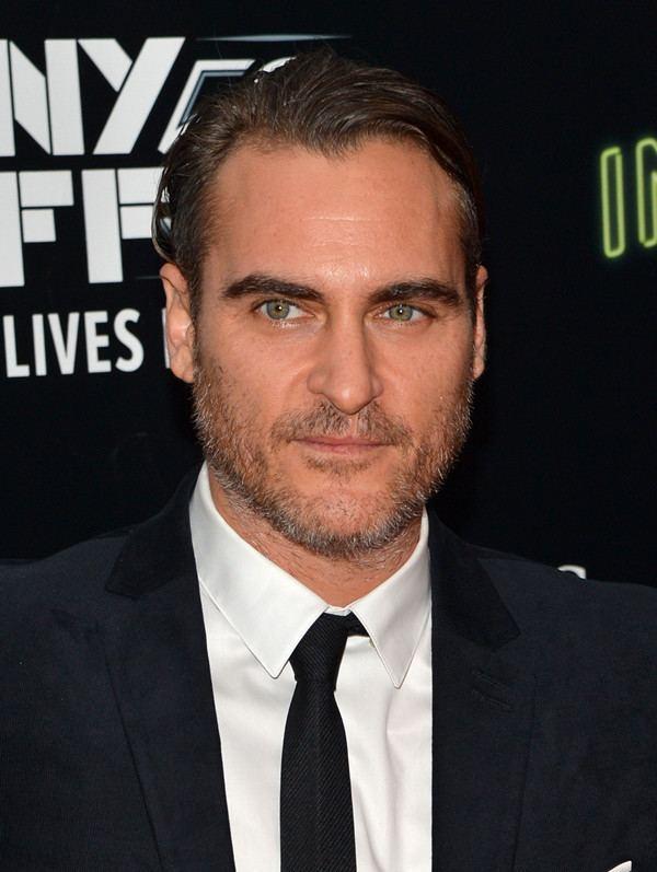 Joaquin Phoenix Joaquin Phoenix 39I feel like Santa Claus39 Film The