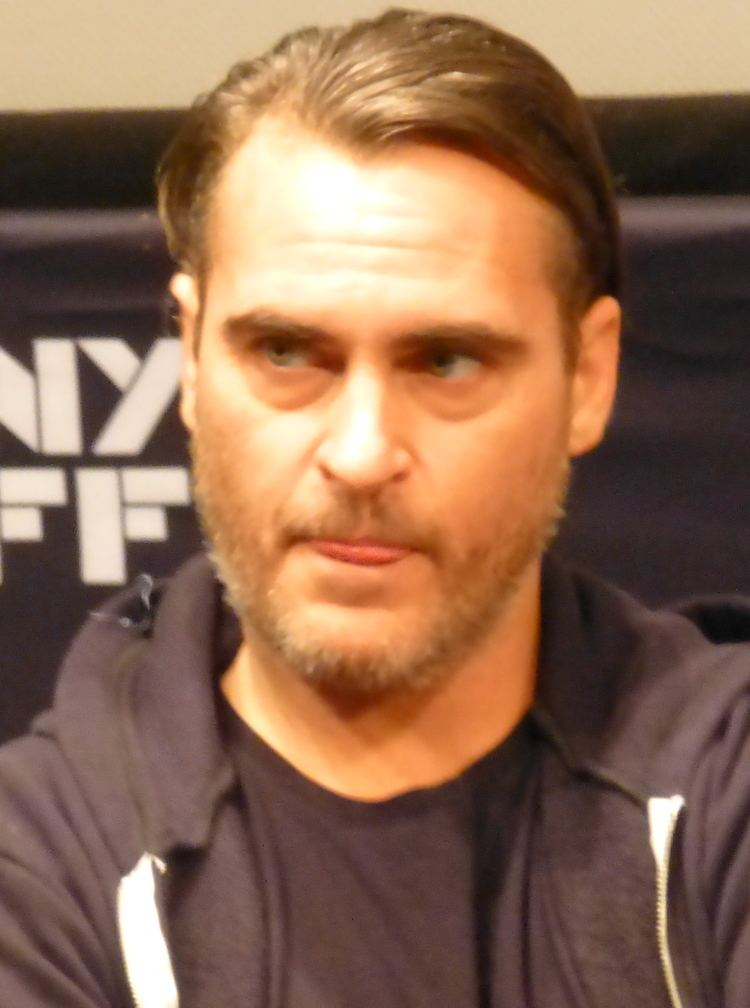 Joaquin Phoenix Joaquin Phoenix Wikipedia the free encyclopedia