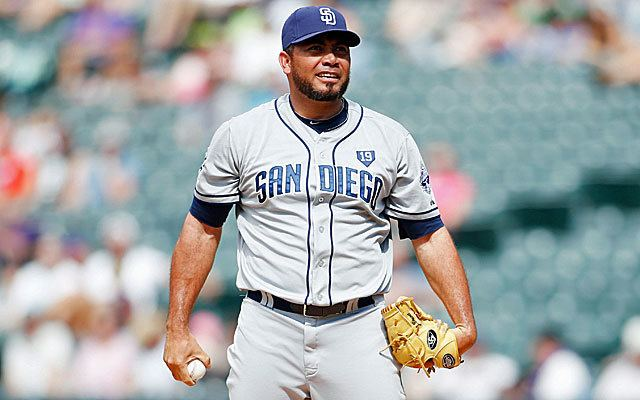 Joaquín Benoit Tigers Pirates Indians eye Padres reliever Benoit deal 39up in the