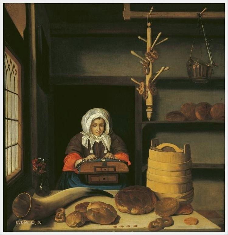 Job Adriaenszoon Berckheyde FileJob Adriaensz Berckheyde Dutch 16301693 Lace Maker 1666