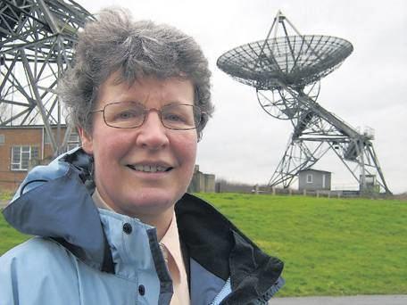 Jocelyn Bell Burnell Jocelyn Bell the true star BelfastTelegraphcouk