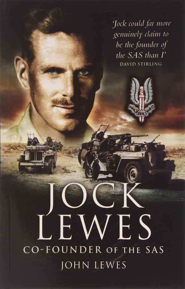 Jock Lewes John Lewes Jock Lewes Cofounder of the SAS