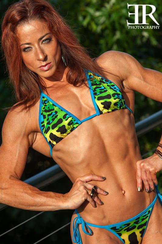 Jodi Leigh Miller Jodi Leigh INBA Pro Athlete and Ms Natural Olympia Shares