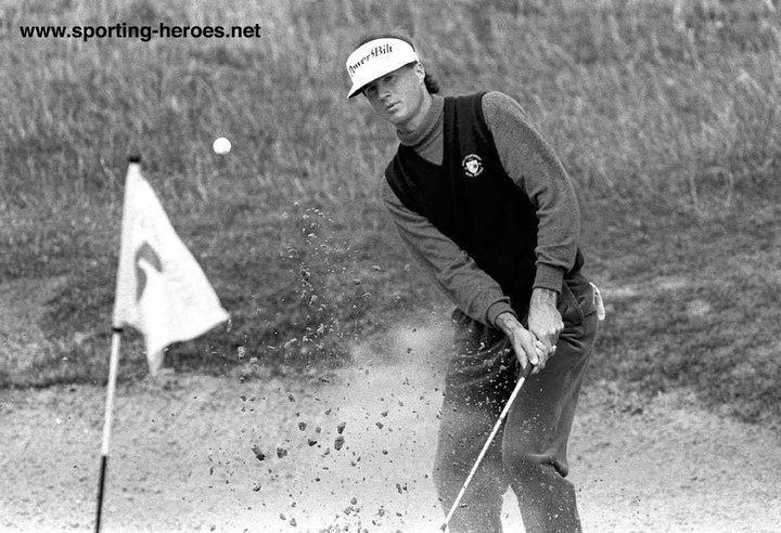 Jodie Mudd Jodie Mudd 1991 US Masters 7th Open 5th USA