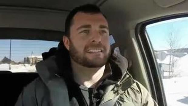 Jody Mitic Video Celebrity cars Why double amputee Canadian sniper