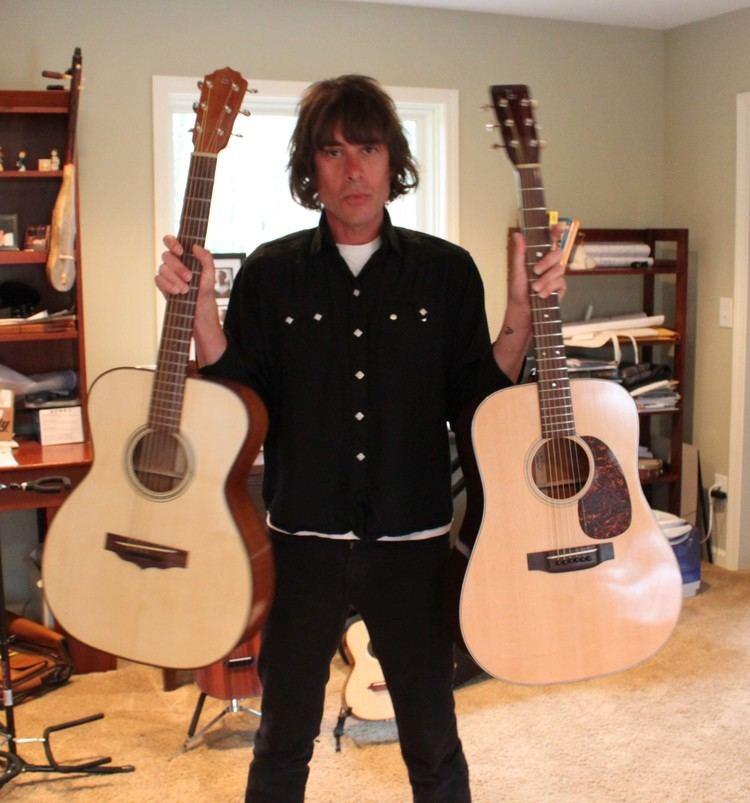 Jody Porter Jody Porter Acoustic Guitars LIchty Guitars