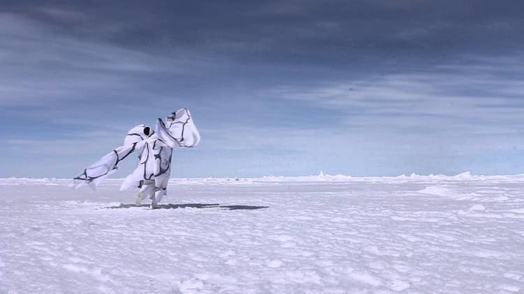 Jody Sperling Jody Sperling Dancing on Arctic Sea Ice YouTube