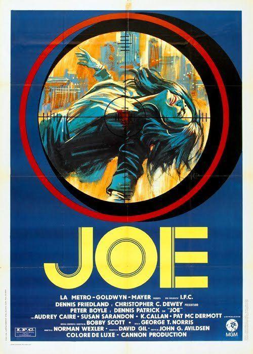 Joe (1970 film) CinEater Joe 1970