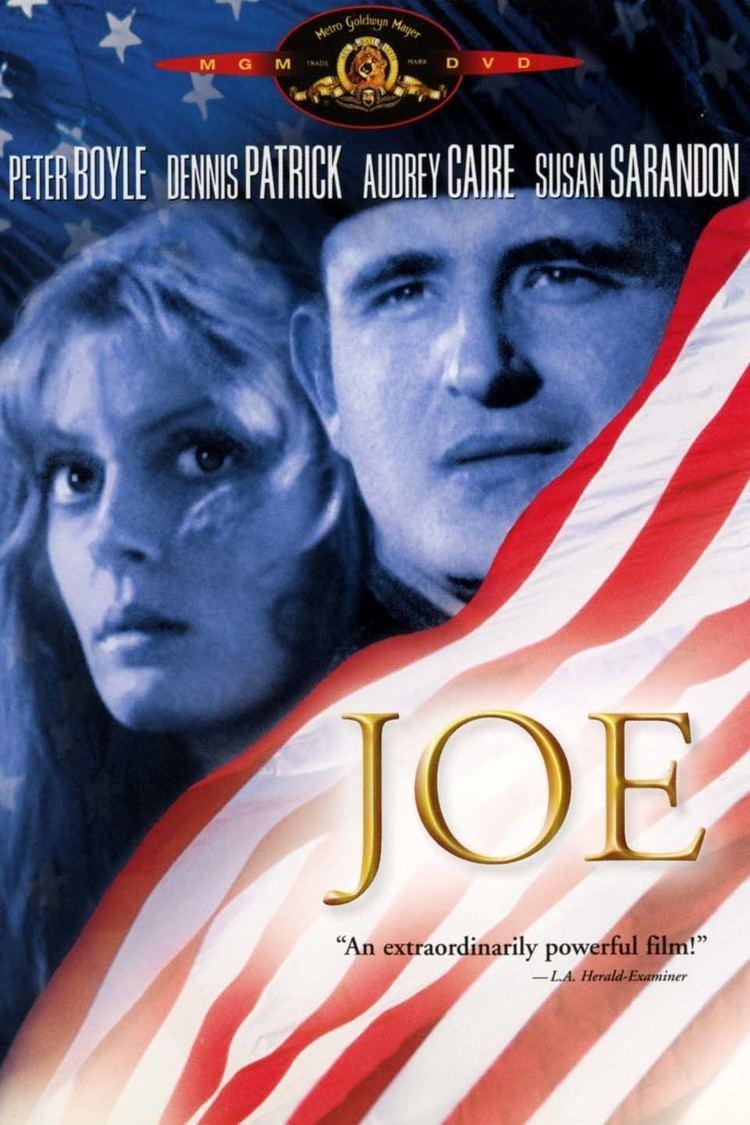Joe (1970 film) wwwgstaticcomtvthumbdvdboxart3381p3381dv8