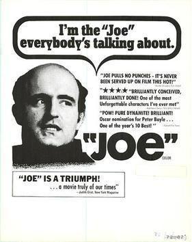 Joe (1970 film) Joe 1970 film Wikipedia