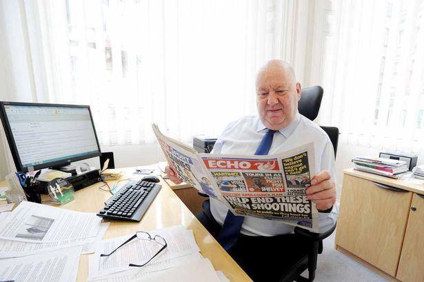 Joe Anderson (politician) Ask Anderson Liverpool39s Mayor Joe Anderson answers your