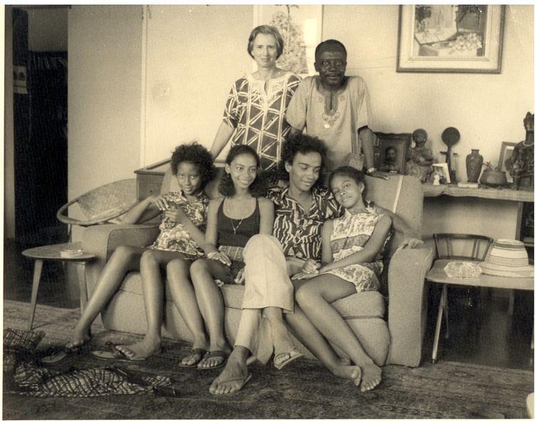 Joe Appiah JOE APPIAH AND PEGGY CRIPPS INTERNATIONAL INTERRACIAL MARRIAGE