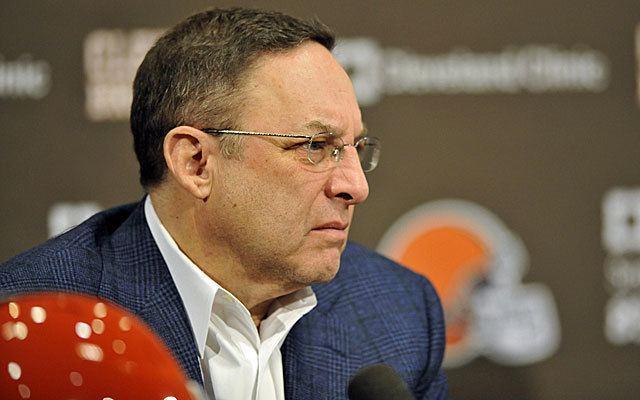 Joe Banner QampA Joe Banner Ambitious Browns CEO attacks challenging