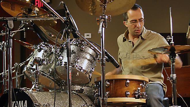 Joe Bergamini Evans Drumheads Artist Detail Joe Bergamini