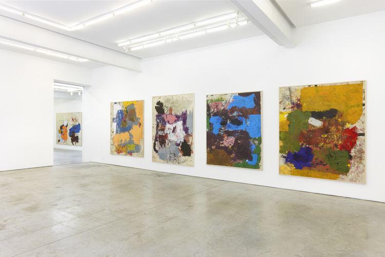 Joe Bradley (artist) Joe Bradley at Gavin Brown Contemporary Art Daily