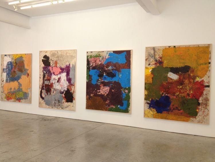 Joe Bradley (artist) Always Be An Emerging Artist Joe Bradley at Gavin Brown39s
