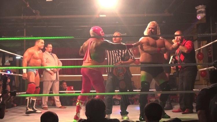 Joe Bravo (wrestler) BWFBRONCO INTERNACIONAL AND JOE BRAVO VS RODNEY MACK AND ANDREW