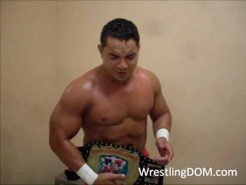 Joe Bravo (wrestler) Joe Bravo WrestlingDOMcom YouTube