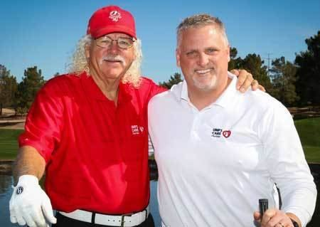 Joe Brinkman Encounter with the Legendary Joe Brinkman at the Umps Care Golf
