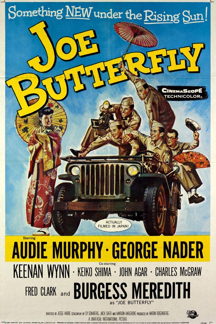 Joe Butterfly wwwgstaticcomtvthumbmovieposters37315p37315