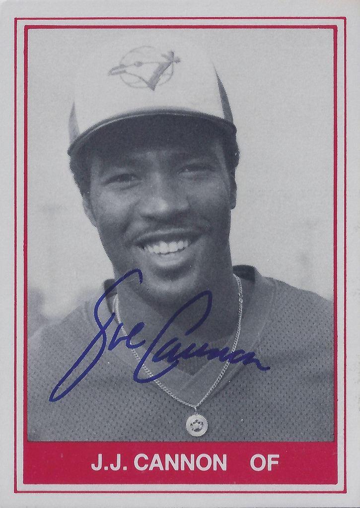 Joe Cannon (baseball) httpsc1staticflickrcom6559815420993866962