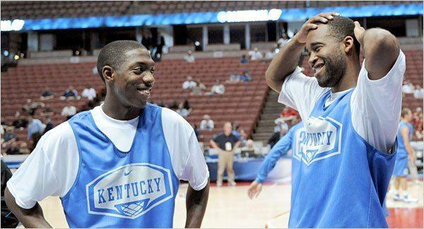 Joe Crawford (basketball) And now on to the future Kentucky Sports Radio