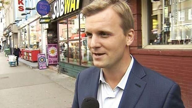 Joe Cressy Seven new faces joining Toronto city council CTV Toronto