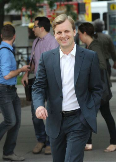 Joe Cressy Joe Cressy to run for Adam Vaughan39s former council seat