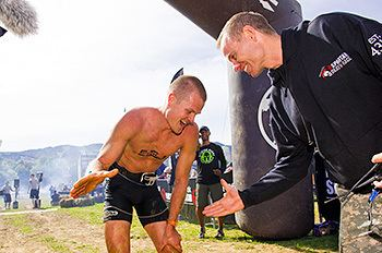 Joe De Sena Ezra Update Joe De Sena is living the Spartan Race philosophy
