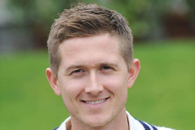 Joe Denly (Cricketer) playing cricket