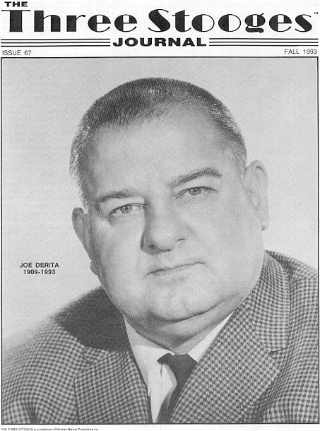 Joe DeRita - Alchetron, The Free Social Encyclopedia