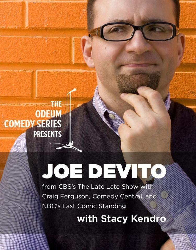 Joe DeVito Odeum Comedy Series gt Joe DeVito Tickets in East Greenwich
