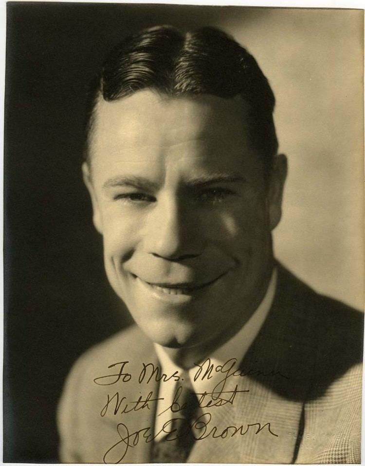 Joe E. Brown Joe E Brown Autographed Photo Actor Autographs
