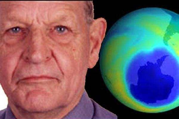 Joe Farman Satu Harapan Joe Farman Penemu Lubang Ozon Tutup Usia