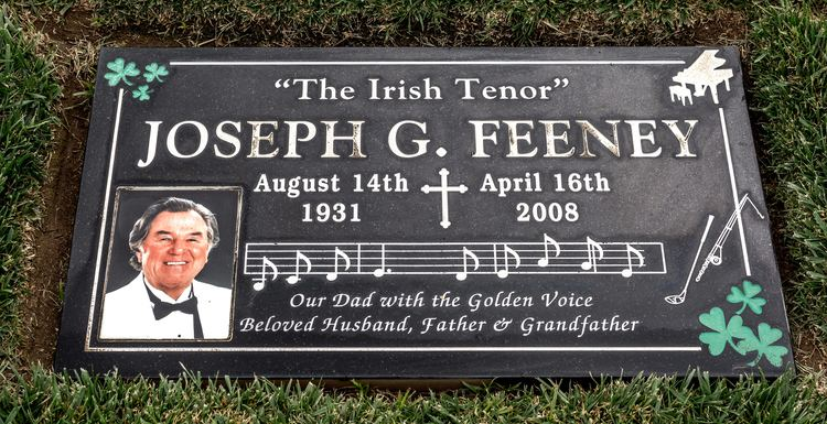 Joe Feeney Joe Feeney 1931 2008 Find A Grave Memorial